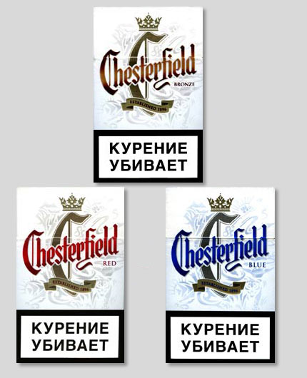 chesterfield история бренда: